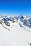 Mount Titlis Royalty Free Stock Photography