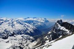 Mount Titlis Royalty Free Stock Image