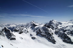Mount Titlis Stock Photography