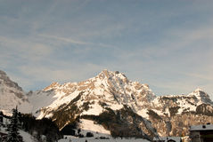 The mount titlis in Swiss Stock Photography