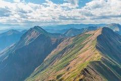 Mount Tnigawa stock photo