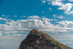 Mount Tnigawa Royalty Free Stock Photo