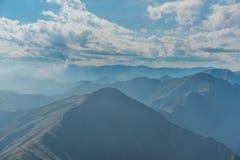 Mount Tnigawa Royalty Free Stock Image