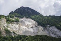 Mount Toc Veneto, Italy Stock Photo
