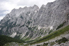 Mount Triglav - Julian Alps Royalty Free Stock Photography