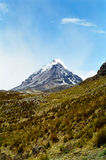 Mount Tuco, Peru Royalty Free Stock Photos