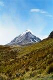 Mount Tuco, Peru Royalty Free Stock Photos