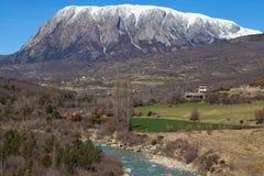 Mount Turbon Stock Image