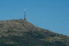 Mount Ulriken Stock Images