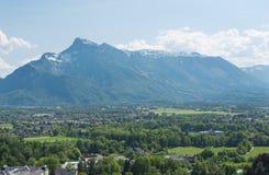 Mount Untersberg Royalty Free Stock Image