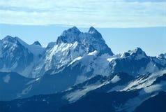 Mount Ushba Royalty Free Stock Image