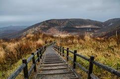 Mount. Usu Stock Photos