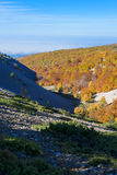 The Mount Ventoux, Vaucluse, France Royalty Free Stock Images