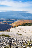 The Mount Ventoux, Vaucluse, France Stock Photography
