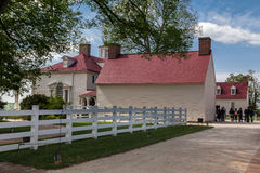 Mount Vernon Вашингтон стоковые изображения rf