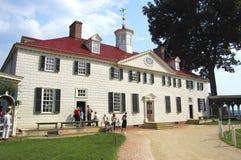 Mount Vernon Джорджа Вашингтона Стоковое Фото