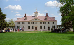 Mount Vernon Royalty Free Stock Image