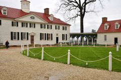 Mount Vernon Stock Image