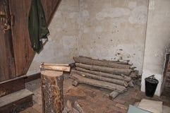Mount Vernon el hogar de George Washinton en los bancos del río Potomac en los E.E.U.U. fotografía de archivo libre de regalías