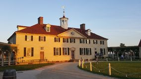 Mount Vernon royalty free stock photos
