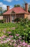 Mount Vernon Greenhouse Washington royalty free stock image