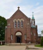 Mount Vernon kościół Fotografia Stock