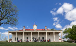 Mount Vernon Plantation Stock Images