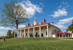 Mount Vernon Plantation Stock Photography