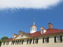 Mount Vernon Virginia Arkivbild
