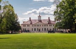 Mount Vernon Washington Stock Photo