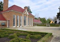 Mount- Vernongewächshaus Lizenzfreie Stockfotografie