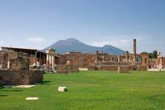 Free Mount Vesuvius Stock Image - 3173331