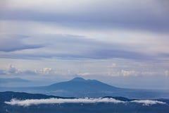 Mount Vesuvius Royalty Free Stock Photo