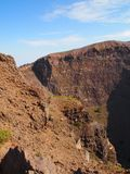 Mount Vesuvius Royalty Free Stock Image