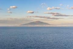 Mount Vesuvius Stock Image