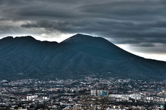 Mount Vesuvius Stock Photos