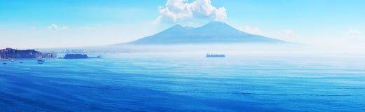 Mount Vesuvius Stock Photography