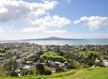 Mount Victoria look out, NZ Royalty Free Stock Images