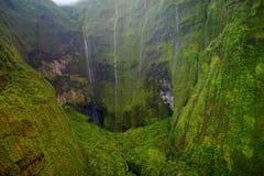 Mount Waialeale, Kauai, Hawaii Royalty Free Stock Photos