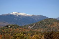 Mount Washington Royalty Free Stock Photography