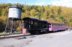 Mount Washington Cog Railroad Stock Photos