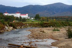 The Mount Washington Hotel Royalty Free Stock Photo