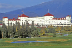 Mount Washington Hotel, Bretton Woods, NH on Route 302