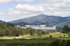 Mount Washington Hotel royalty free stock photography