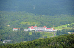 Mount Washington Hotel, New Hampshire, USA Stock Photo