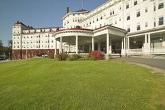 The Mount Washington Resort at Bretton Woods, New Hampshire Royalty Free Stock Photos