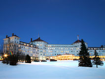 Mount Washington resort Hotel Stock Photos