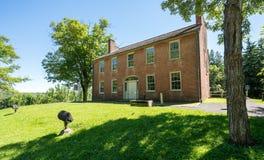 Mount Washington Tavern on National Road in Pennsylvania royalty free stock images