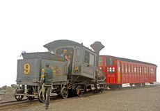 The Mount Washington Train Royalty Free Stock Images