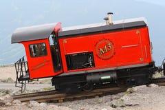 Mount Washington Train Engine Royalty Free Stock Images